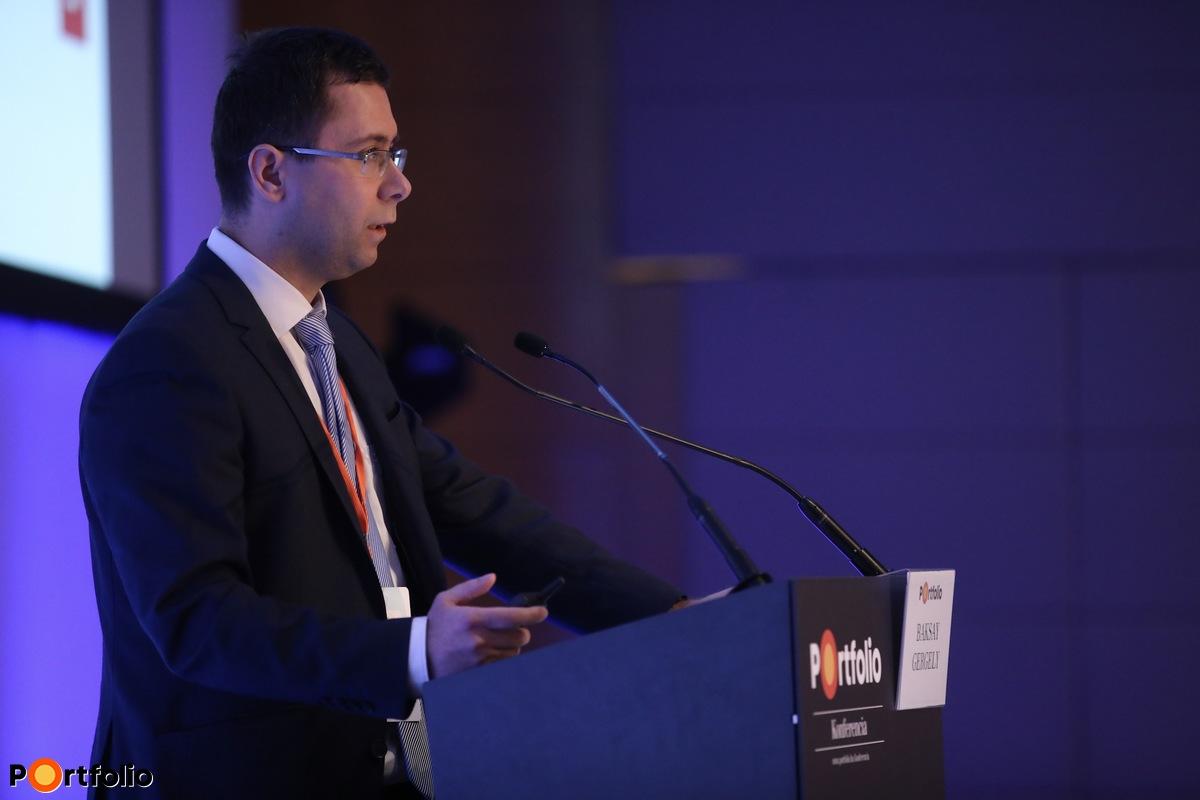Baksay Gergely, igazgató, Költségvetési és Versenyképességi Elemzések Igazgatóság, Magyar Nemzeti Bank
