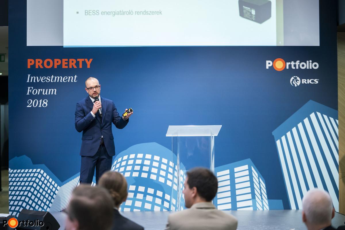 Fellner Gábor (Key account expert, EXTOR Elektronikai Kft.): Modern, innovatív és biztonsági megoldások az ingatlanpiac számára