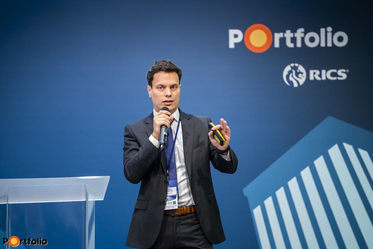 Somogyi Zsolt (ügyvezető, Parkl Digital Technologies Kft.): PropTech és az elektromos autózás