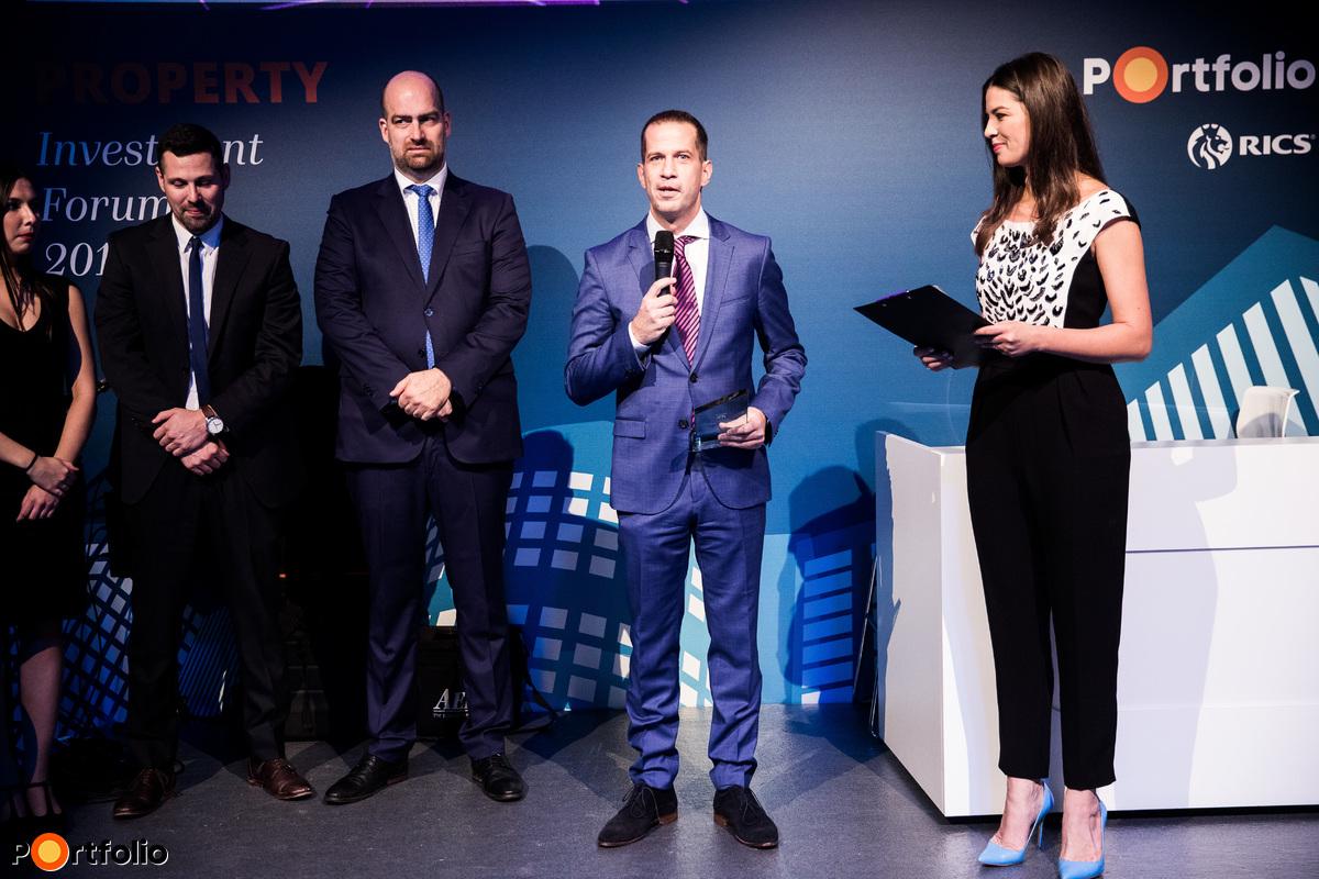 Az év Property Management cége: ESTON