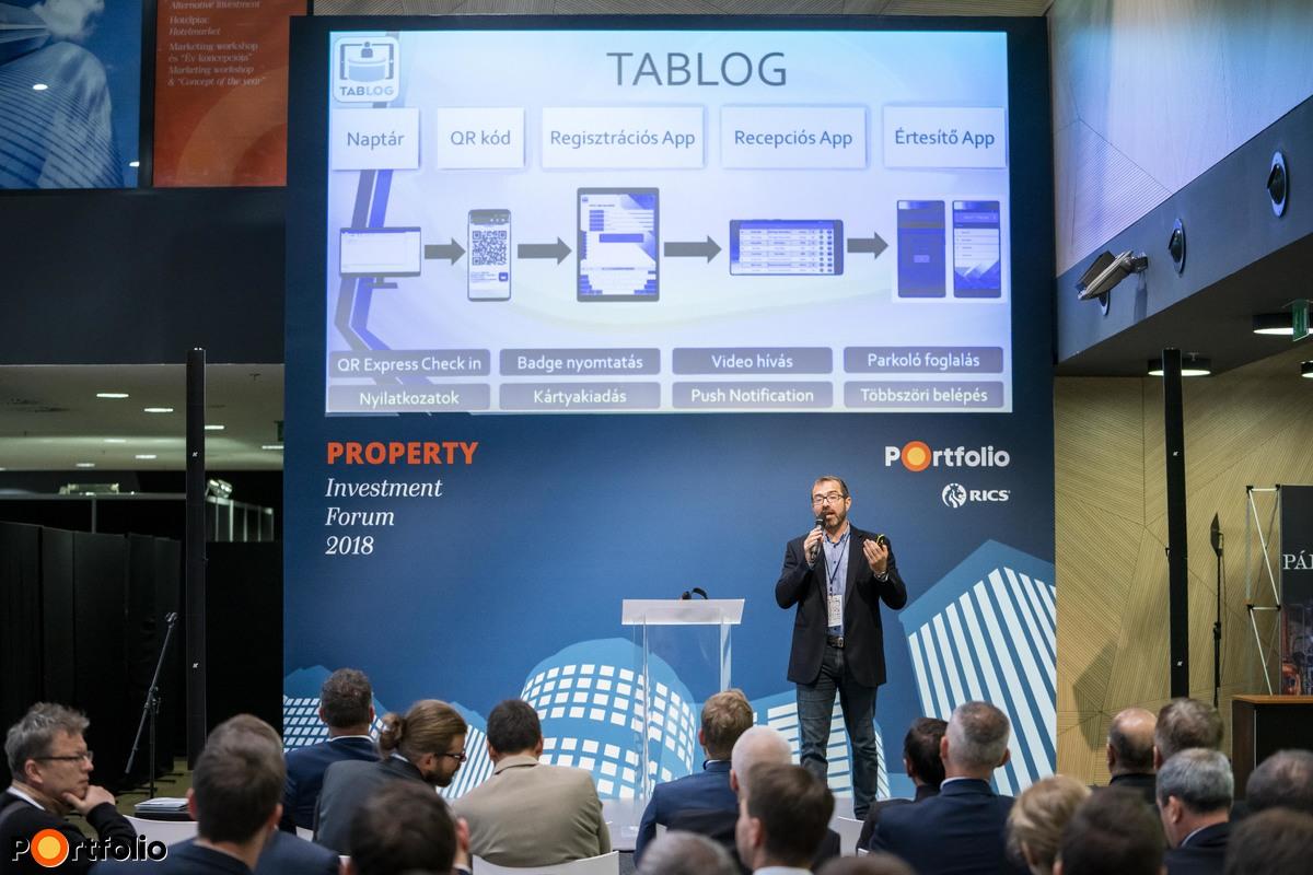 Budaházy Szabolcs (ügyvezető igazgató, ARworks Kft.): PropTech - Elméletek helyett beszéljenek a tettek
