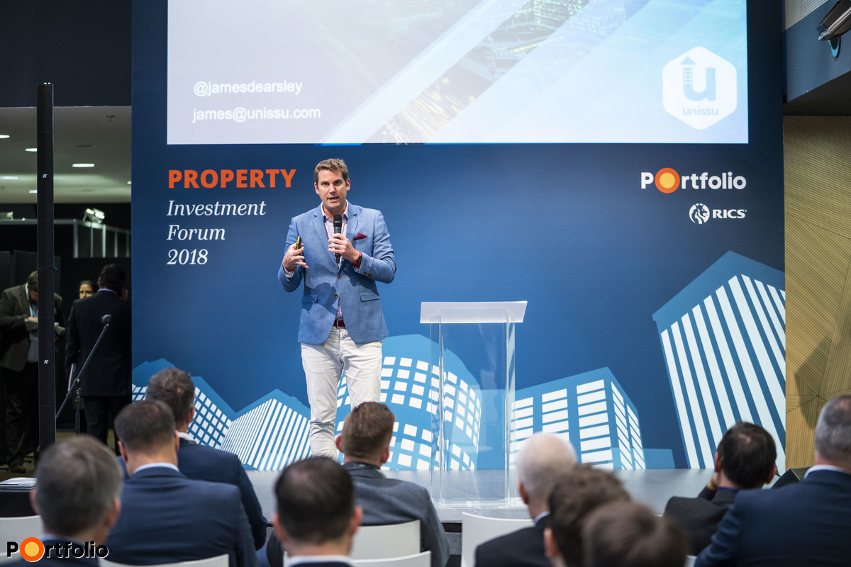 James Dearsley (Co-Founder, Unissu): Innovation in real estate - Top ProTech trends influencing the industry