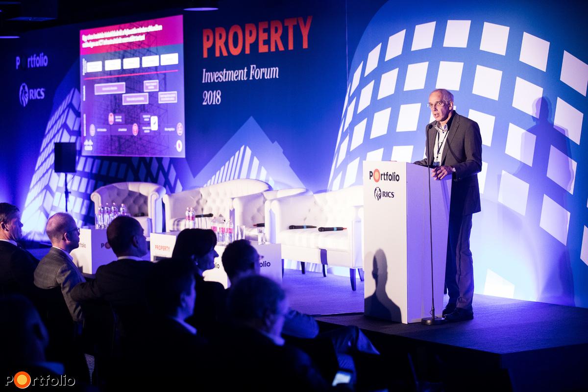 Király István (vezérigazgató-helyettes, Vállalati Szolgáltatások Üzletág, Vodafone): Okos megoldások épületekhez. Hogyan dolgoznak holnap a bérlők?