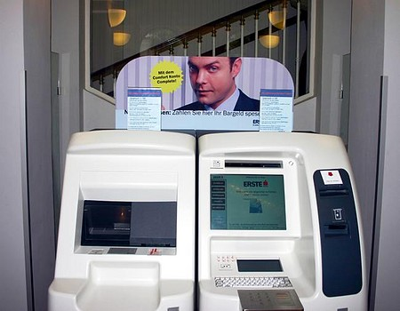 ATM a központban - 24 órás zóna