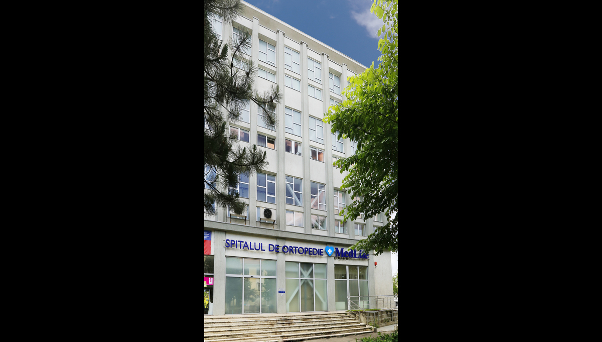 Ortopédiai Klinika, Bukarest