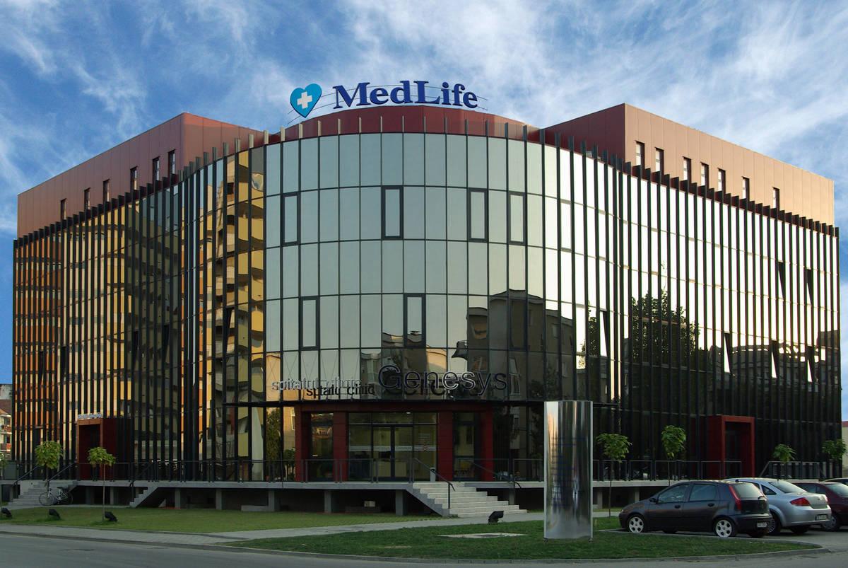Spitalul MedLife Genesys, Arad